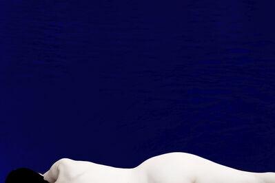 Erik Madigan Heck, 'Blue Pool, The Garden', 2020