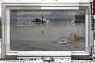 Deborah Oropallo, 'Video Frame: Flood', 2018