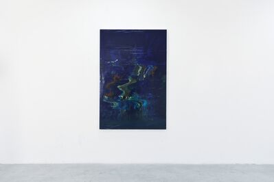 José Yaque, 'Lapislazuli III', 2018