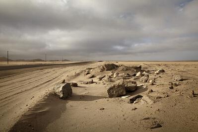 Nicola Brandt, 'The Salt of August. Between Walvis Bay and Swakopmund, Namibia', 2012