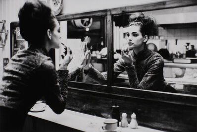 Pamela Hanson, 'Leslie, London, French Vogue', 1989