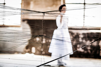 Dorothee Elfring, 'Fantasmas', 2016
