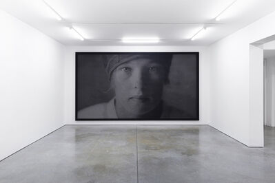 Anne-Karin Furunes, 'Of Faces II (Portraits of Archive Pictures)', 2016