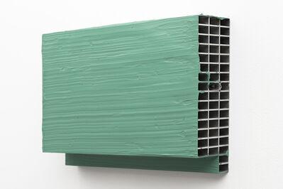 Pedro Cabrita Reis, 'The aluminium monochromes #20', 2007