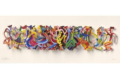 David Gerstein, 'Party - Paper Cut', 2007