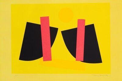 Sir Terry Frost, 'Sun Up, Newlyn [Kemp 86]', 1984