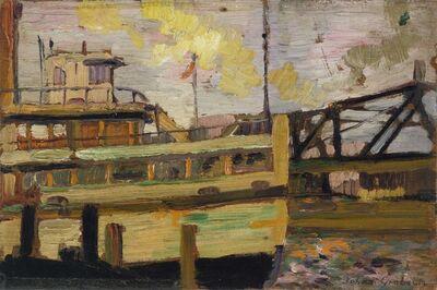 John R. Grabach, 'THE FERRY', 1940-1960