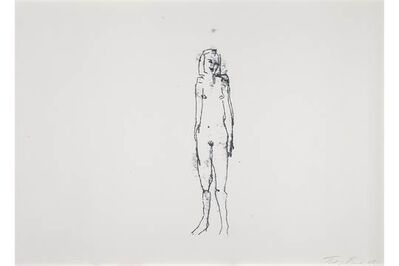 Tracey Emin, 'When I Think About Sex', 2005
