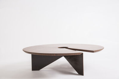 Decarvalho Atelier, 'Contemporary Round Coffee Table, Medium.', 2017