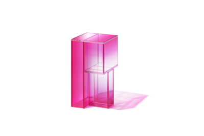 Studio BUZAO, 'NULL Hot Pink Side Shelf', 2020