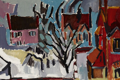 Harry Weinberger, 'In Winter (Manchester)', nd