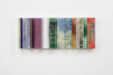 Michael Laube, '2-18', 2018
