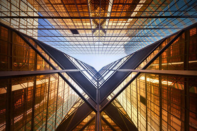 Romain Jacquet-Lagrèze, 'Vertical Horizon #95', 2013