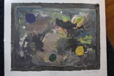 Jules Olitski, 'Elegy', 2002