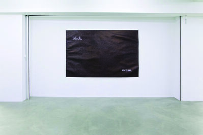 Marco Godinho, 'Black Ocean', 2015
