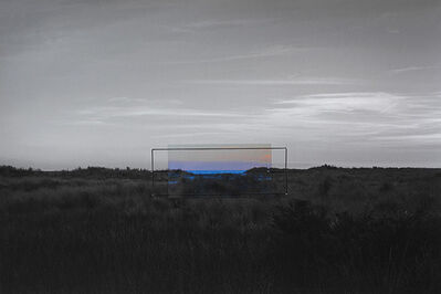 Haoran Fan, 'Open Cinema, Fire Island, New York ', 2015