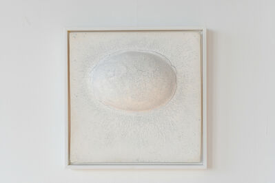 Maria Moyer, 'Framed Obovoid', 2019