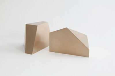 Egg Collective, 'Poly Bookend', Contemporary