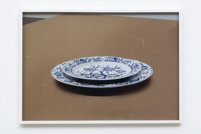 Adrian Sauer, 'Zwei Teller', 2009