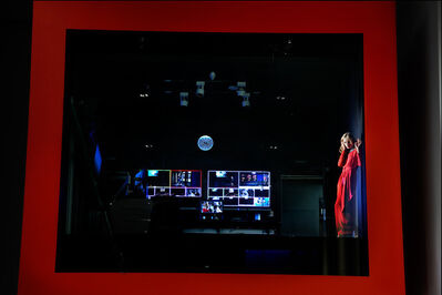 David Drebin, 'All in Red', 2012