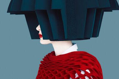 Erik Madigan Heck, 'Junya Watanabe (Honeycomb)', 2015