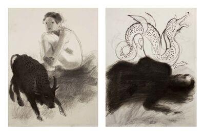 Orkideh Torabi, 'Struggle', 2016