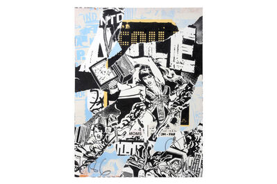 Faile (Collective), 'Countdown To Yellow Pages'