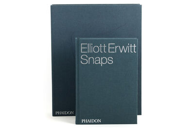 Elliott Erwitt, 'Snaps Collectors Edition Photo Book', 2002