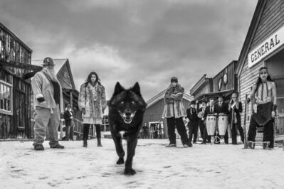 David Yarrow, 'There Will Be Blood', 2020
