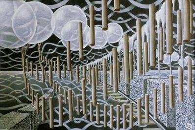 Landl Franz, 'Night Train', 2013
