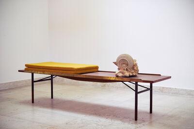 Danh Vō, '03.01.1752 (Installation view)', 2015