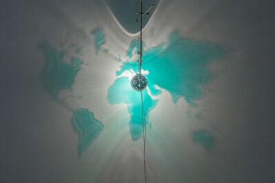 Fabrizio Corneli, 'Mondo smeraldo', 2010