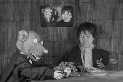 Roger Ballen, 'Sour Grapes', 2020