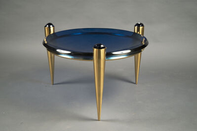"Roberto Giulio Rida, 'Coffee Table ""Blu Profondo""', 2016"