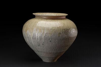 Osamu Inayoshi, 'Natural Ash Glaze Jar', 2018