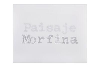 Johanna Calle, 'Paisaje Morfina (Morphine Landscape)', 2016