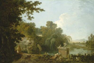 Richard Wilson (1713/14-1782), 'Solitude', ca. 1762/1770