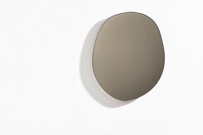 Sabine Marcelis, 'Off Round Seeing Glass Mirror - Bronze - Large', 2018