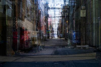 Bill Anderson (b. 1952), 'Alleys', 2013