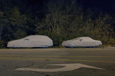 Gerd Ludwig, 'Sleeping Car, Pacific Coast Highway #4', 2013