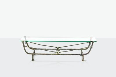 Diego Giacometti, 'Table berceau, première version', ca. 1962