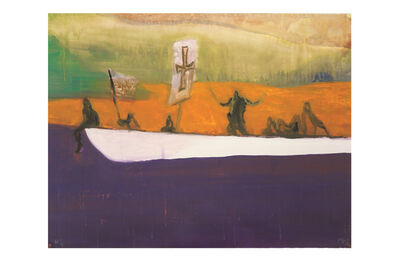 Peter Doig, 'Canoe'