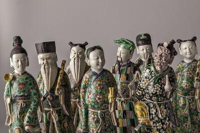 Kangxi Period, 'Baxian', China, Kangxi period (1662, 1722) ca 1710, 20