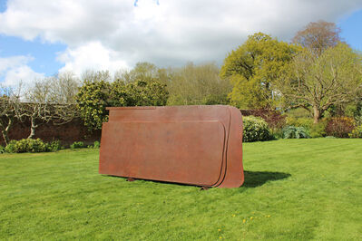 Anthony Caro, 'Medium Flats', 1974