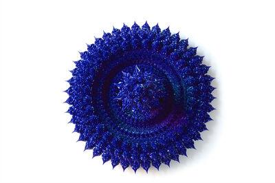 Anke Eilergerhard, 'Deep Blue (big)', 2019