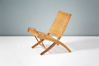 Hans Jørgensen Wegner, 'JH-512 Folding Chair, Oak', 1949