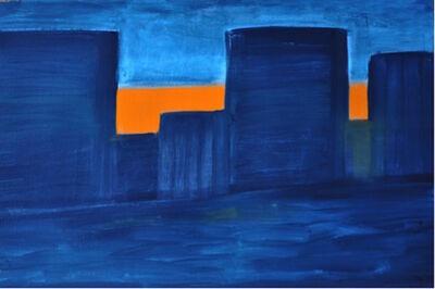 Kathryn Lynch, 'Orange City Sunset', 2009