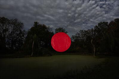 Mayumi Lake, 'Dark Sun #4340', 2014