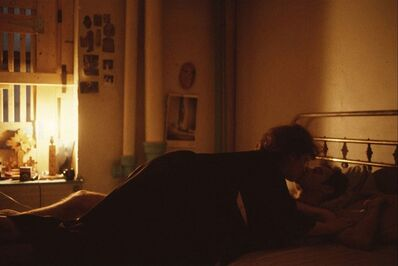 Nan Goldin, 'Self-portrait on top of Brian; kissing. 1983 NYC', 2006