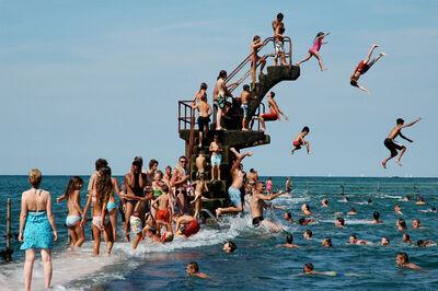 Joost Wensveen, 'Crowded at sea', 2007